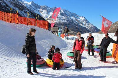 Skigebiet, Saas-Almagell